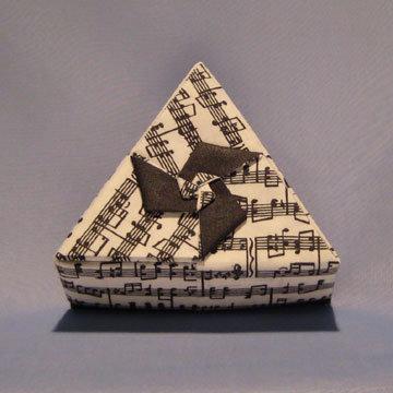 Triangle - Pinwheel, Sheet Music