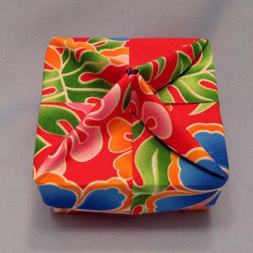 Square - Knob, Tropics Floral