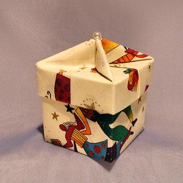 Cube - Knob, Bearing Gifts