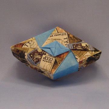 Rhombus - Diamond, World Stamps