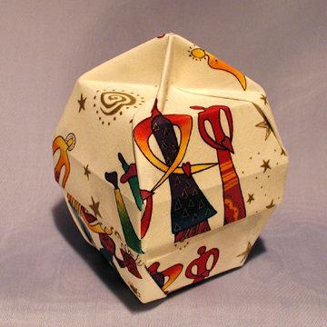 Lamp Bowl - Knob, Bearing Gifts
