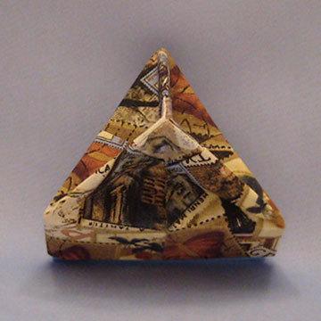 Triangle - Knob, World Stamps