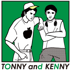 TONNY and KENNY