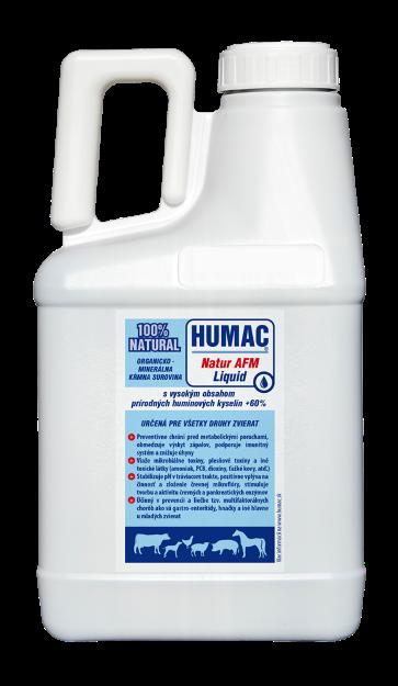 HUMAC® Natur AFM Liquid, 5 liter