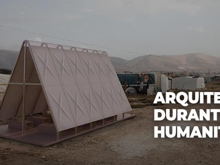Como os arquitetos do mundo inteiro ajudam em crises humanitárias