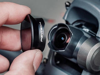 DJI FPV用 レンズフィルター(ND 4 8 16) (Professional)