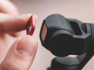 DJI POCKET 2用レンズフィルター[UV/ ND/ CPL/可変式ND セット各種]