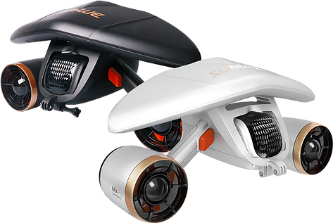 SUBLUE JAPAN |  Whiteshark MixPro | 軽量・小型ダブルプロペラ搭載水中スクーターの2020年最新モデルです。