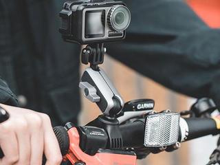 アクションカメラ用 ハンドルマウント