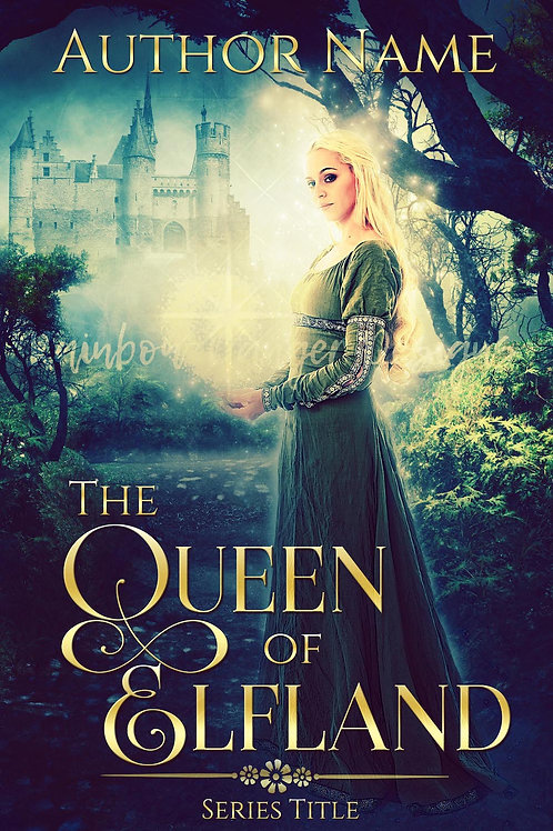 Queen Of Elfland Cover Set