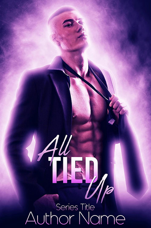 All Tied Up Book Cover