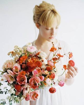 Shoot bloemen