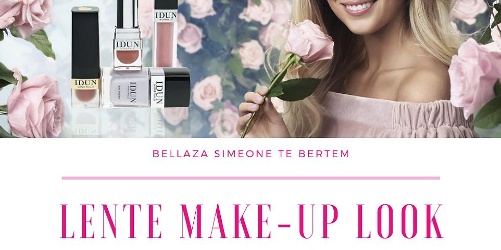 Lente make-up workshop 18/04 om 19u