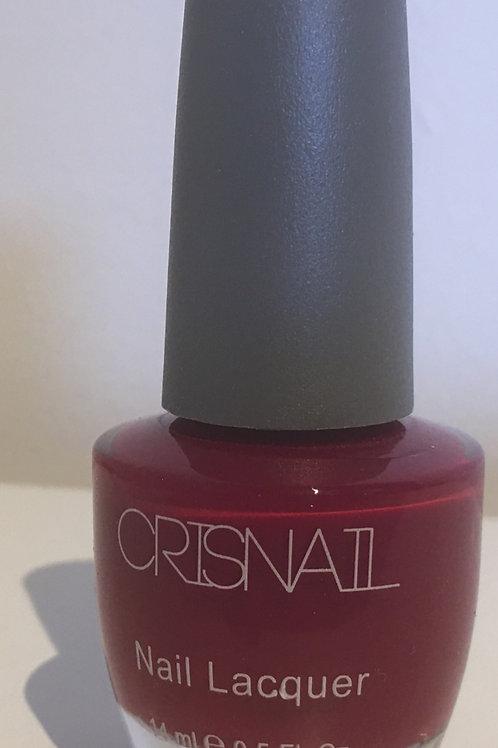 Nagellak Dark Red