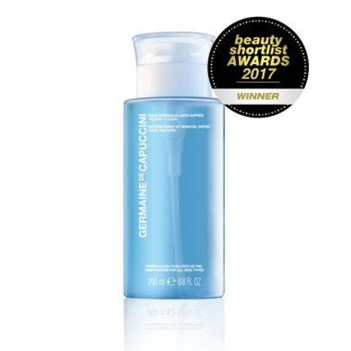 Express Make-up Removal Water 200 ml