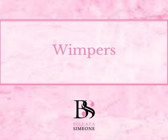 Wimpers