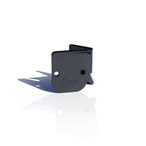 UHF Handpiece/Microphone Bracket to suit TOYOTA LandCruiser 70 Series