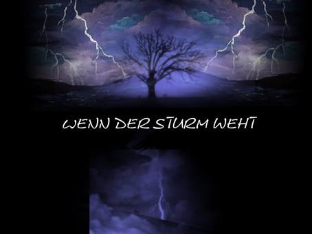 """Werbung für meine neue Geschichte """"Wenn der Sturm weht"""""""