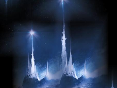 BLOODY ICE - eine neue Fantasy-Serie im ewigen Eis, die ich zusammen mit Nina Krumschmidt schreibe.