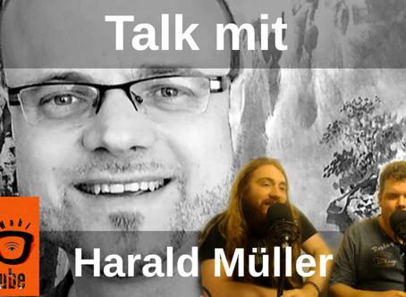 Mein Interview mit Wilhelm und Wahl auf BlindTube: