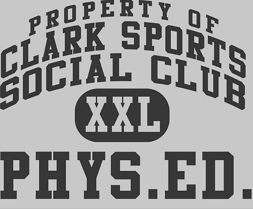 Property of Clark Sports T-Shirt