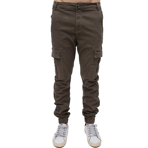 CALÇA JOGGER CARGO R&S COLOR
