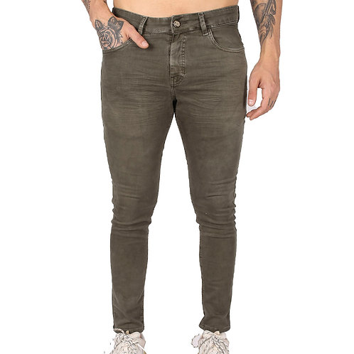 CALÇA SKINNY R&S COLOR