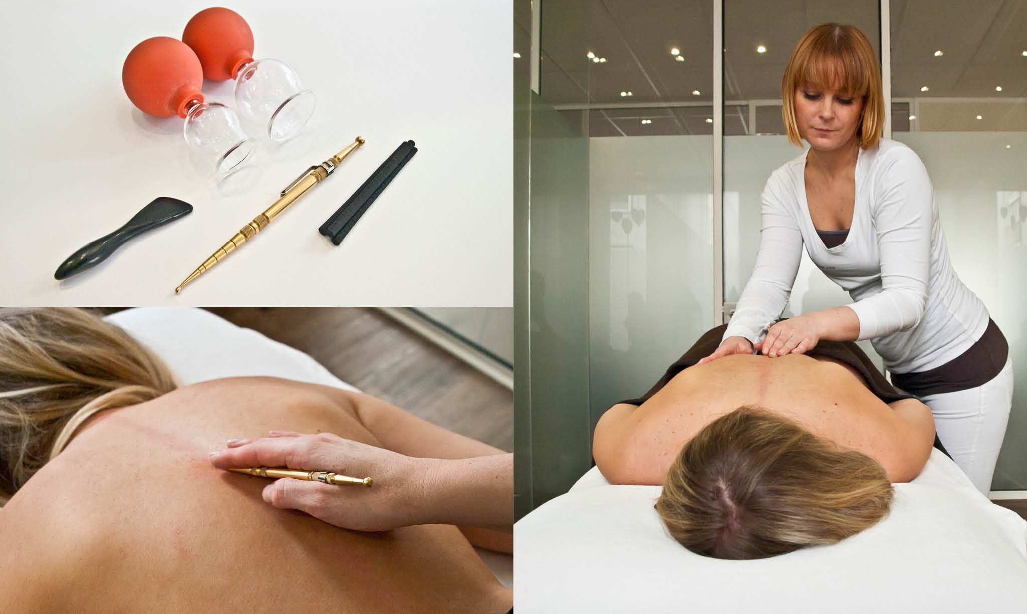 Akupunkt-Meridian-Massage