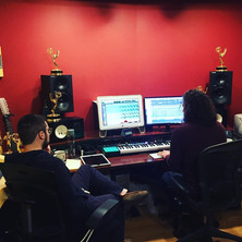 BZ LEWIS mixing session