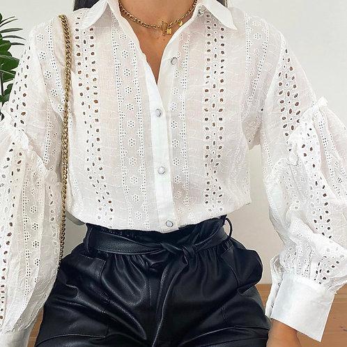 Broderie blouse Ellis