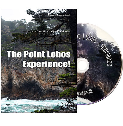 The Point Lobos Experience! Blu-ray