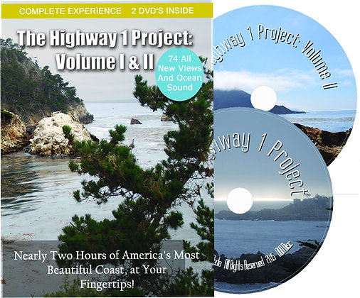 The Highway 1 Project Duo  DVD
