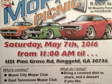 Start your engines...for a good cause!