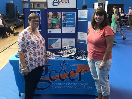 GCCCF Informs Throughout The Community
