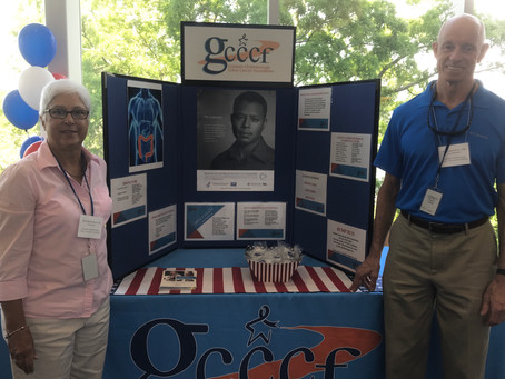 Employee Education Event at BCBST Health Fair