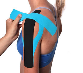 Kinesiology Taping Kirk Falcon