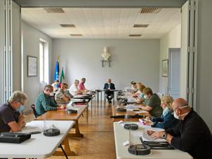 Conseil municipal du 6 juin