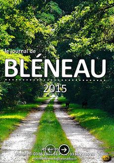 Journal de Bleneau 2015.jpg
