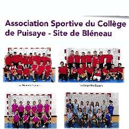 Association sportive du collège de Bléneau