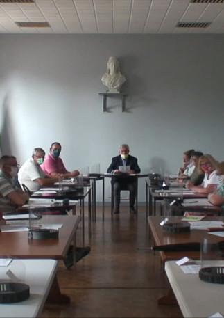 Vidéo Conseil Municipal du 04062020