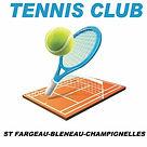 Nouveau club de tennis à Bléneau