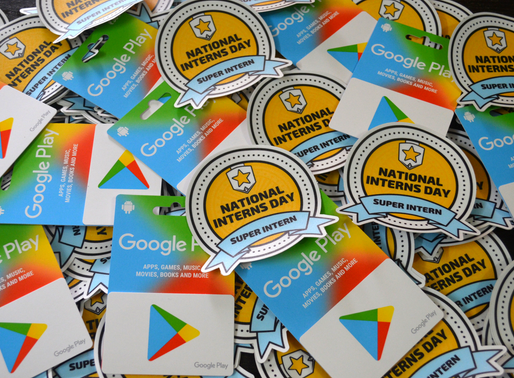 Why National Interns Day Is Actually A Good Idea For Companies