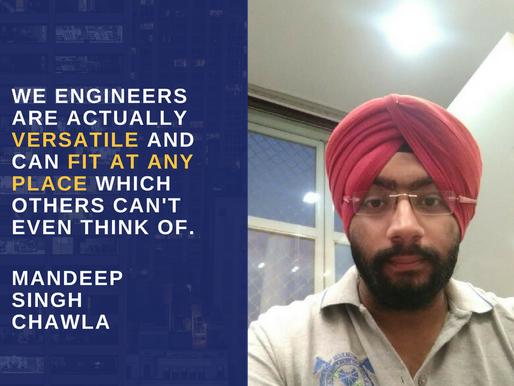 Intern Insights with Mandeep Singh Chawla, GTBIT Student