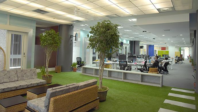 A Directi Office Bangalore