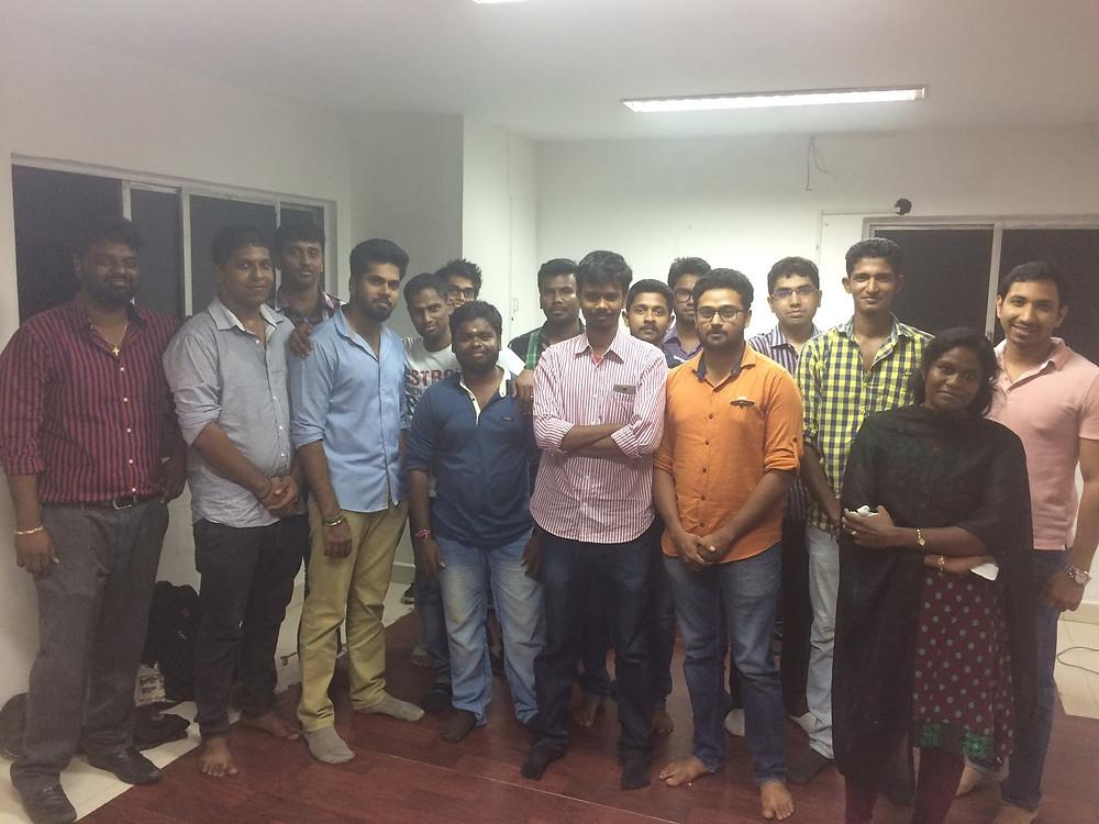 Pyramidion Solutions Chennai Team