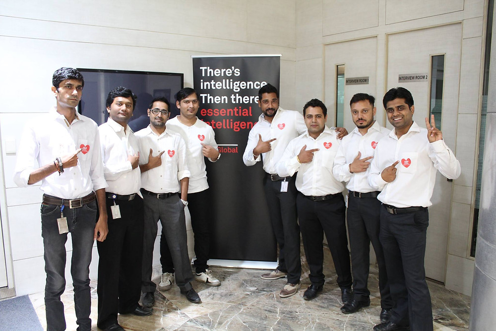S&P Global Ahmedabad Team