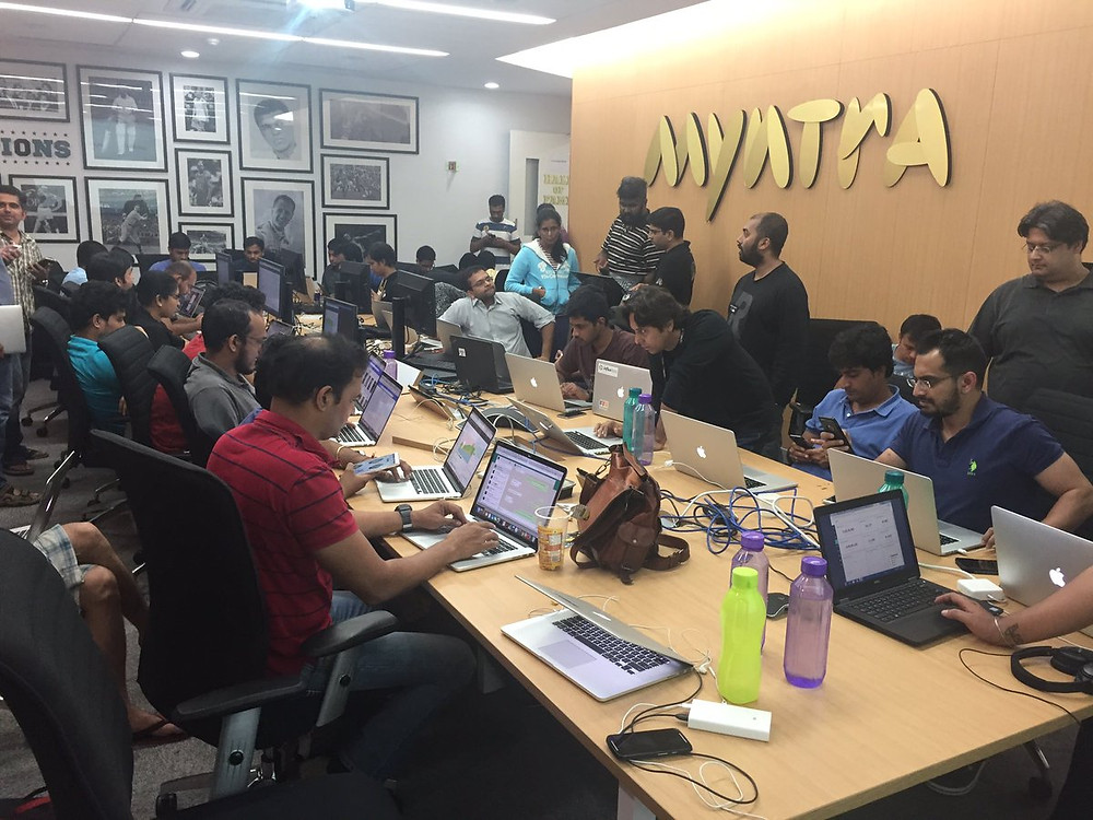 Learnings From My Internship at Myntra