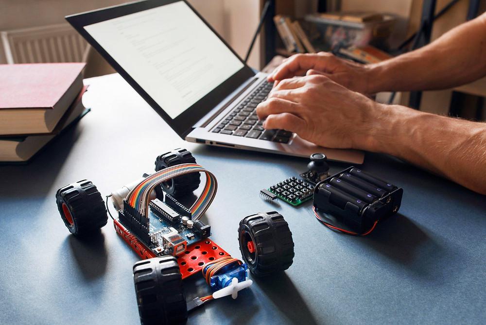 Arduino Programming Internship at GeekSynergy Technologies Pvt. Ltd.