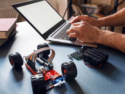 Arduino Programming Internship at GeekSynergy