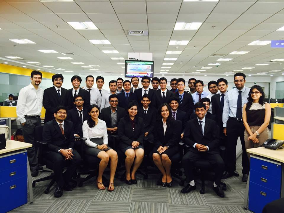 Deutsche Bank Interns